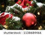 winter holidays close up macro... | Shutterstock . vector #1138684466