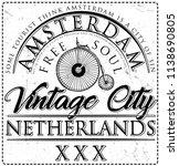 photo print typographic... | Shutterstock . vector #1138690805