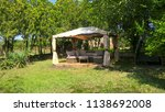 Picture Of A Gazebo With...