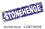 Stonehenge Stamp Seal Print...