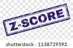 z score stamp seal print with... | Shutterstock .eps vector #1138729592