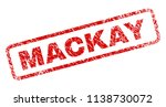 mackay stamp seal imprint with... | Shutterstock .eps vector #1138730072