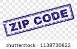 zip code stamp seal print with... | Shutterstock .eps vector #1138730822