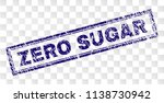 zero sugar stamp seal print... | Shutterstock .eps vector #1138730942