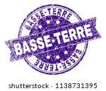 basse terre stamp seal imprint... | Shutterstock .eps vector #1138731395