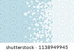 tile repeating vector border.... | Shutterstock .eps vector #1138949945
