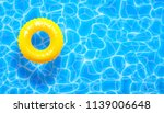 water pool summer background... | Shutterstock .eps vector #1139006648