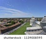 pisa  italy  on june 28  2018 ... | Shutterstock . vector #1139008595