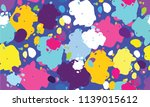 color abstract design pattern... | Shutterstock .eps vector #1139015612