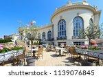 deauville  normandy  france  ... | Shutterstock . vector #1139076845