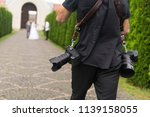 professional wedding... | Shutterstock . vector #1139158055