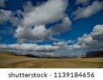 western mongolia. the endless... | Shutterstock . vector #1139184656