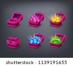 set of cartoon colorful...