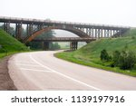 bridge at the keystone wry... | Shutterstock . vector #1139197916
