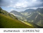 summer hike in the slovakia... | Shutterstock . vector #1139201762