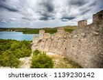 old wall near sibenik. in... | Shutterstock . vector #1139230142