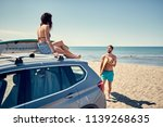 healthy active lifestyle.... | Shutterstock . vector #1139268635