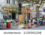berlin  germany   21 jul 2018 ... | Shutterstock . vector #1139301248