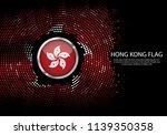 background halftone gradient... | Shutterstock .eps vector #1139350358
