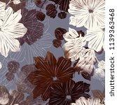 imprints abstract vintage... | Shutterstock . vector #1139363468