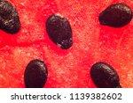 watermelon with stones macro ... | Shutterstock . vector #1139382602