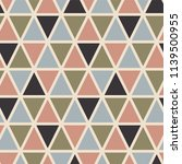retro seamless pattern with... | Shutterstock .eps vector #1139500955