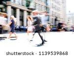 london  uk   20 april  2018 ... | Shutterstock . vector #1139539868