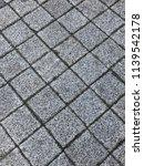paving stone  square frame  | Shutterstock . vector #1139542178