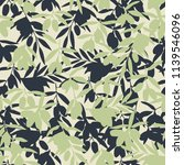 olives seamless pattern. can be ... | Shutterstock .eps vector #1139546096