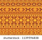 peruvian american indian... | Shutterstock .eps vector #1139596838