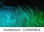 dark blue  green vector...   Shutterstock .eps vector #1139603816