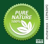 100 Percent Pure Nature Green...