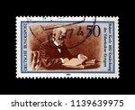 germany   circa 1982  post... | Shutterstock . vector #1139639975