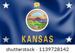 3d standard of the governor of... | Shutterstock . vector #1139728142