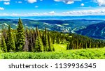 view of the alpine village of... | Shutterstock . vector #1139936345