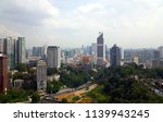 kuala lumpur  malaysia   july... | Shutterstock . vector #1139943245