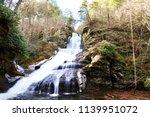 hike to dingman s falls ... | Shutterstock . vector #1139951072