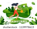 vector illustration   sporty... | Shutterstock .eps vector #1139978615