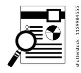 human resources paper... | Shutterstock .eps vector #1139984555