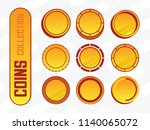 modern professional vector... | Shutterstock .eps vector #1140065072