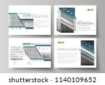 business templates for... | Shutterstock .eps vector #1140109652