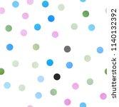 light multicolor  rainbow... | Shutterstock .eps vector #1140132392