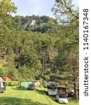 vaduz  lichtenstein   august 16 ... | Shutterstock . vector #1140167348