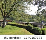 vaduz  lichtenstein   august 16 ... | Shutterstock . vector #1140167378
