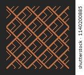 laser cutting interior panel.... | Shutterstock .eps vector #1140200885