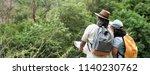 branner senior couple travel... | Shutterstock . vector #1140230762