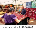 ibiza island  spain   may 2 ...   Shutterstock . vector #1140248462
