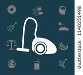 vacuum cleaner vector... | Shutterstock .eps vector #1140251498