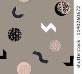 modern abstract seamless... | Shutterstock .eps vector #1140260672