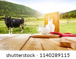 table background of free space... | Shutterstock . vector #1140289115